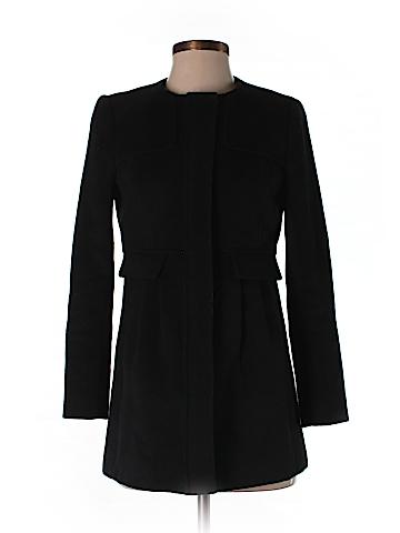 Ann Taylor LOFT Wool Coat Size XS (Petite)