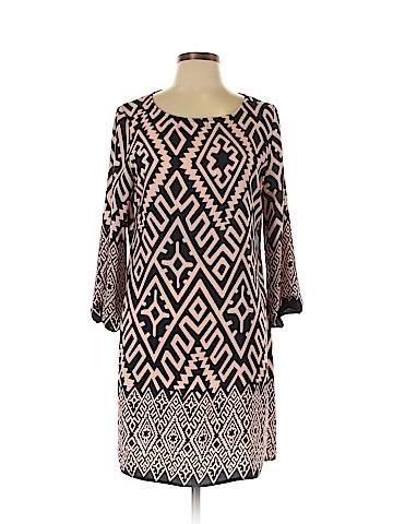 Bluetique Casual Dress Size L