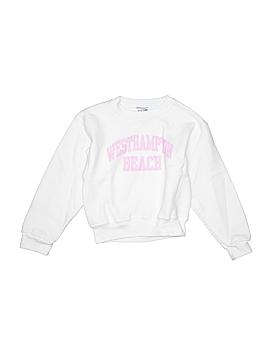 Jerzees Sweatshirt Size 6-8