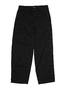 Basic Editions Khakis Size 10 (Husky)