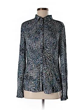 Esprit De.Corp Long Sleeve Blouse Size M