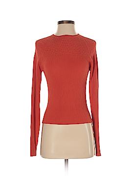 Di Vita Silk Pullover Sweater Size S