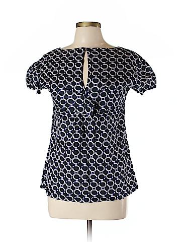 MICHAEL Michael Kors Short Sleeve Blouse Size 10