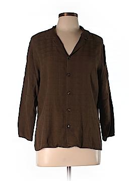CP Shades Long Sleeve Button-Down Shirt Size L