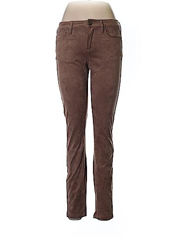 Design Lab Lord & Taylor Velour Pants 28 Waist