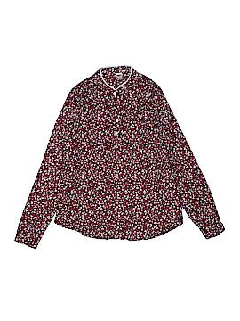 OshKosh B'gosh Long Sleeve Blouse Size 14
