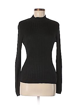 Liz Claiborne Collection Silk Pullover Sweater Size M