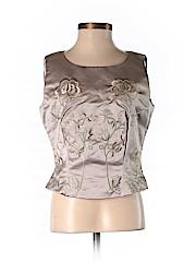 Linea Women Sleeveless Blouse Size 8
