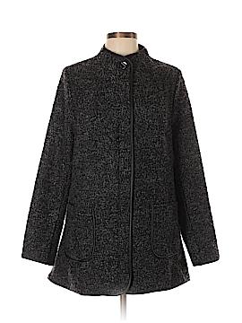 Susan Graver Wool Blazer Size 14