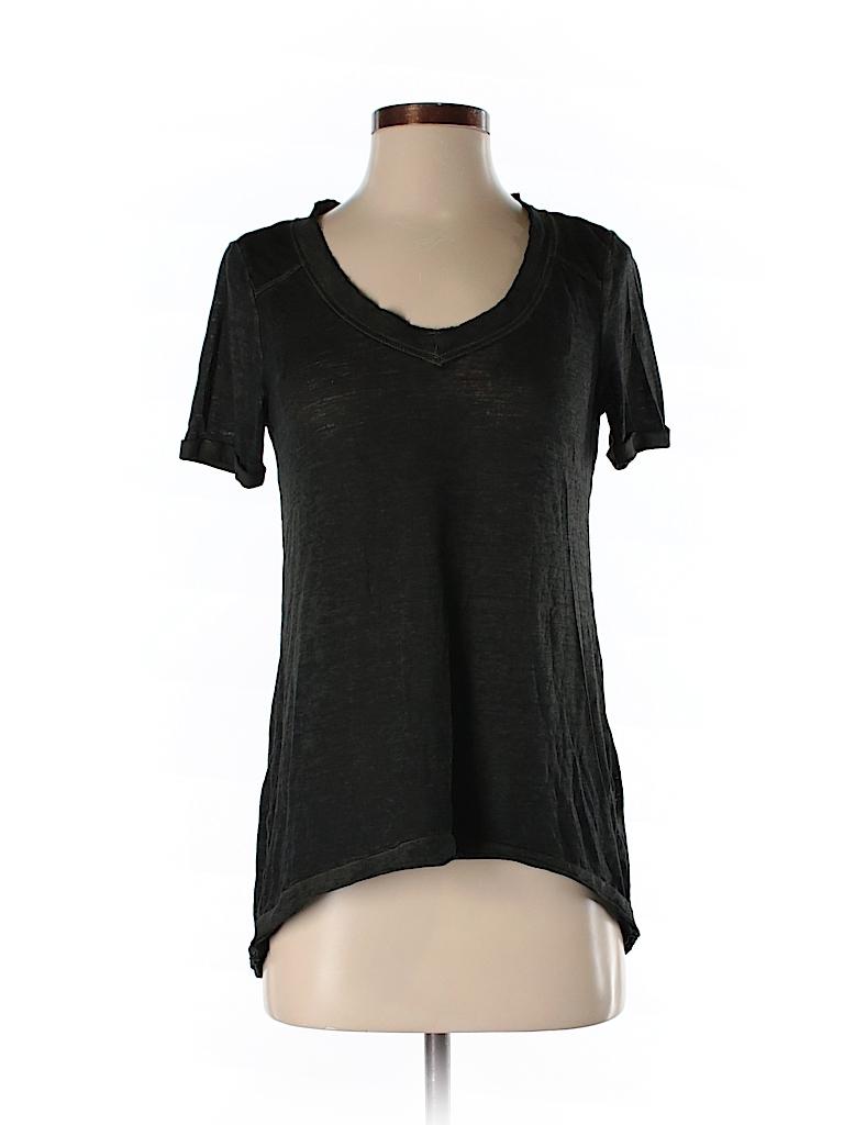 rock republic 100 cotton solid dark green short sleeve t shirt size xs 69 off thredup. Black Bedroom Furniture Sets. Home Design Ideas