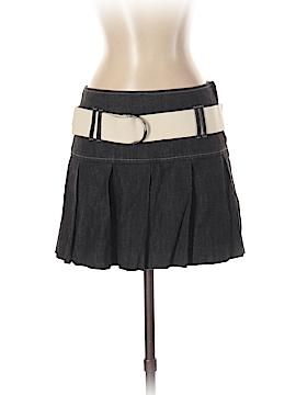 Theory Denim Skirt Size 2