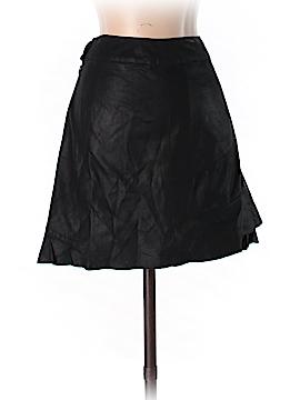 Nanette Lepore Leather Skirt Size 2