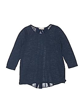 Soprano 3/4 Sleeve Top Size L (Kids)