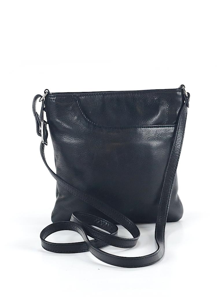 Pin It Margot Women Leather Crossbody Bag One Size