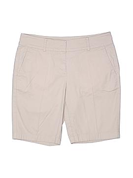 Ann Taylor Factory Khaki Shorts Size 4 (Petite)