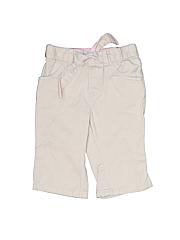 Cherokee Girls Khakis Size 9 mo