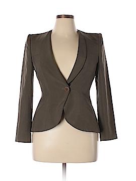 Giorgio Armani Silk Blazer Size 46 (IT)
