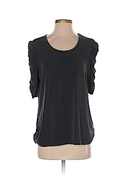 Simonton Says Short Sleeve Blouse Size S