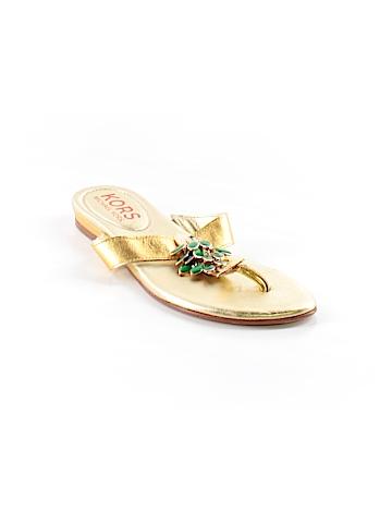 KORS Michael Kors Flip Flops Size 9 1/2