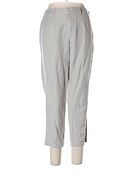 Ecru Linen Pants Size 12