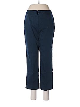 Jones New York Signature Casual Pants Size 8