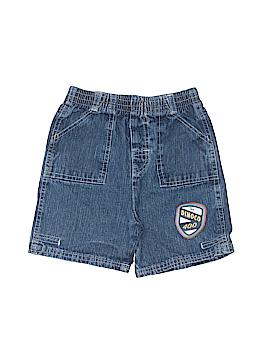 Disney Pixar Denim Shorts Size 4T