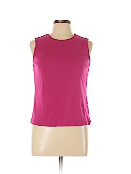 Christopher & Banks Sleeveless T-Shirt Size L