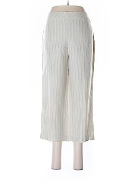 Ann Taylor Factory Linen Pants Size 8 (Petite)
