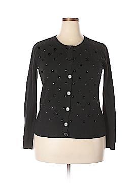 CHRISTINE ALEXANDER Cardigan Size L
