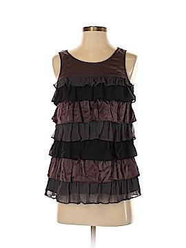 Garnet Hill Sleeveless Blouse Size 2