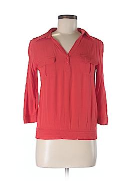 The Arte by ZENANA 3/4 Sleeve Blouse Size S