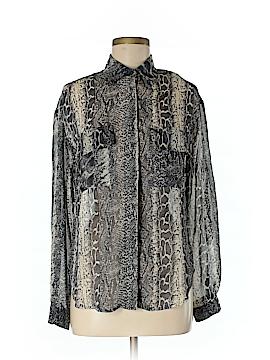 Vintage Havana Long Sleeve Blouse Size M