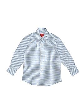 Elie Balleh Long Sleeve Button-Down Shirt Size 5