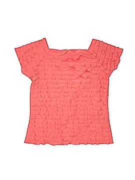 Tiara Short Sleeve Blouse Size S