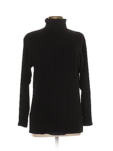 Casual Corner Turtleneck Sweater Size L