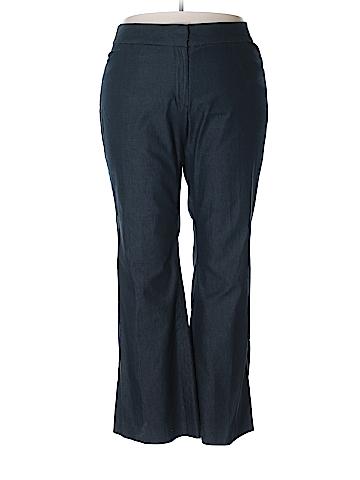 Anne Klein Dress Pants Size 18w (Plus)