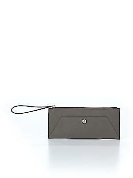 Henri Bendel Leather Wristlet One Size