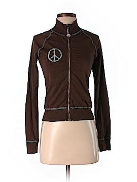 Pink Lotus Track Jacket Size S