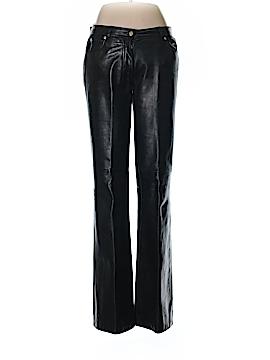 Michael Kors Leather Pants Size 6
