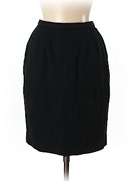 Anne Klein II Wool Skirt Size 8