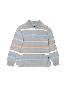 E-Land American Long Sleeve Polo Size S (Kids)