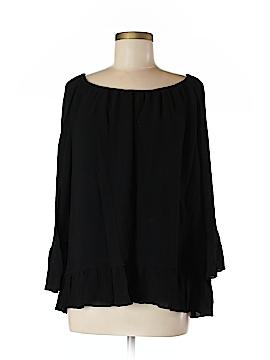 Du Jour 3/4 Sleeve Blouse Size M