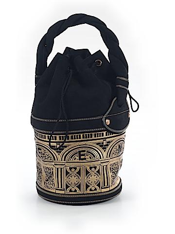 Fendi Leather Bucket Bag One Size