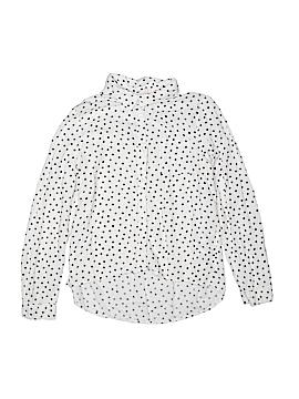 H&M Long Sleeve Button-Down Shirt Size 11