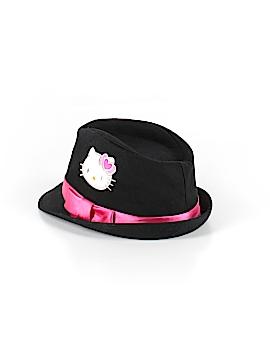 Hello Kitty Fedora Size Med - Lg