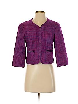 Trina Turk Silk Blazer Size 4