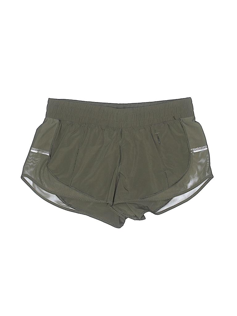 e62e85886 Lululemon Athletica Green Athletic Shorts Size 8 - 58% off