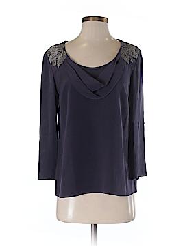 Tibi 3/4 Sleeve Blouse Size 2