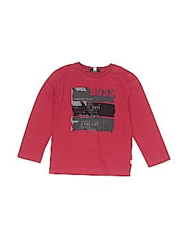 BOSS by HUGO BOSS Long Sleeve T-Shirt Size 4