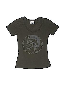 Diesel Short Sleeve T-Shirt Size 160 (CM)
